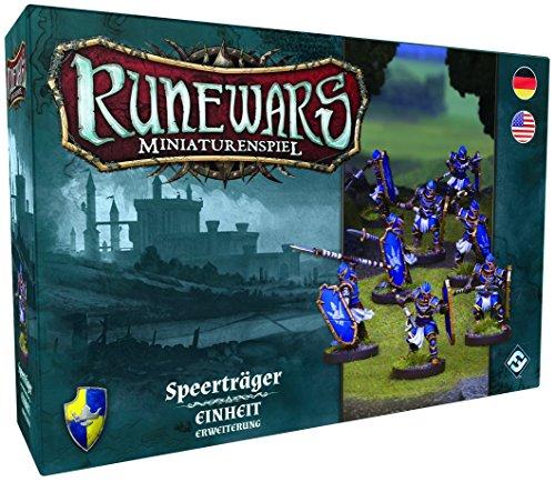 Fantasy Flight Games FFGD0127 Runewars Unidad de portadora para Juegos en Miniatura...