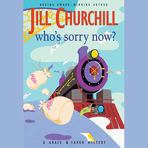 Who's Sorry Now? audiobook cover art