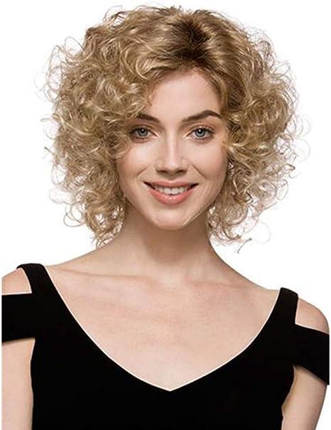 Locken haare damen kurze Frisuren Kurze