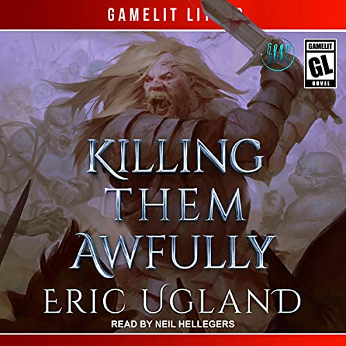 Killing Them Awfully Audiobook By Eric Ugland cover art