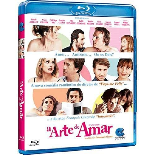 Blu-Ray A Arte de Amar - Cinema Francês - Emmanuel Mouret
