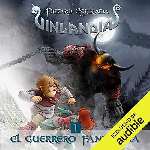 Diseño de la portada del título El guerrero fantasma