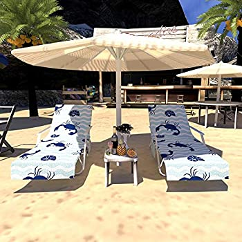 Best lounge chair towel covers Reviews