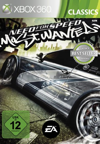 Need for Speed - Most Wanted [Software Pyramide] - [Xbox 360]