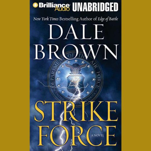 Strike Force cover art
