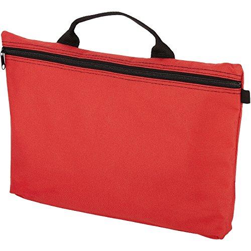 PromotionGift Konferenztasche - rot/schwarz