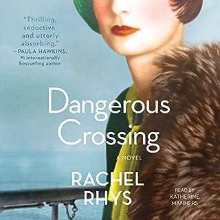 Dangerous Crossing audiobook cover art