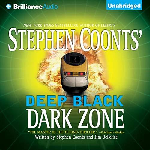 Dark Zone audiobook cover art