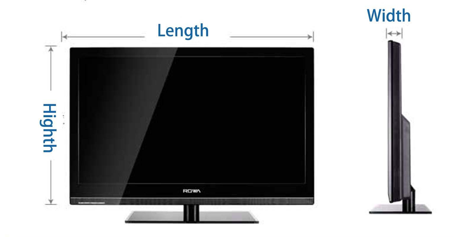 Liangpin - Protector de Pantalla para televisores (Variable ...
