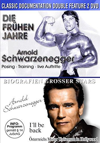 Arnold Schwarzenegger...Die frühen Jahre - I'll be back - Die Biografie [2 DVDs]