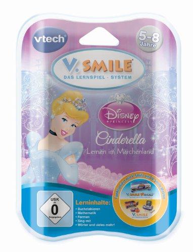 VTECH 80-084604 - V.Smile Aprendizaje Juego Cinderella [importado de Alemania]
