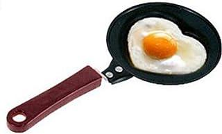 ykx4Xj08 DIY Mini Non-Stick Frying Pan for Egg Pancake Omelette Breakfast Maker Love