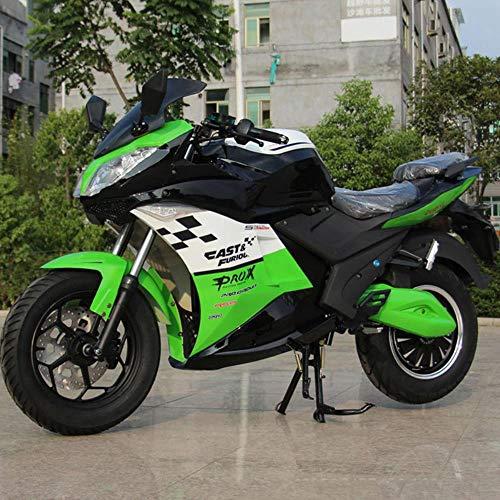 suyanouz Erwachsene Elektrisches Motorrad-Elektrisches Fahrrad Citycoco Elektro-Auto-1500W Motor 2018 HeißE Elektro-MotorräDer, Multi