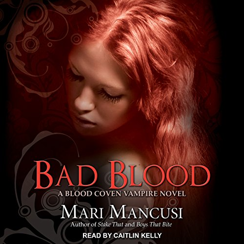 Couverture de Bad Blood