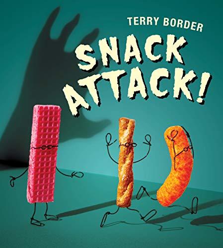 Snack Attack! (English Edition)