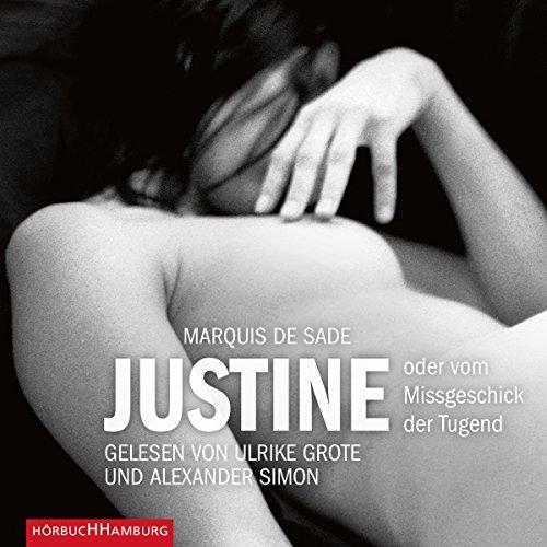 Couverture de Justine oder vom Missgeschick der Tugend (Erotik Hörbuch Edition)