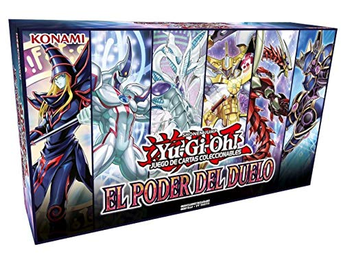 Yu-Gi-Oh! - El Poder del Duelo (Devir YG19DP)