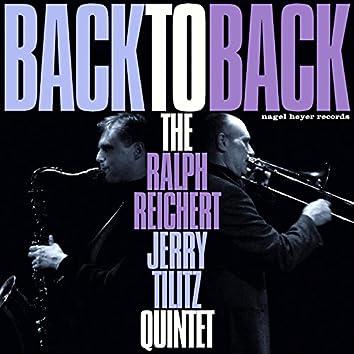 Back to Back (feat. Enno Dugnus, Joachim Gerth, Björn Lücker)