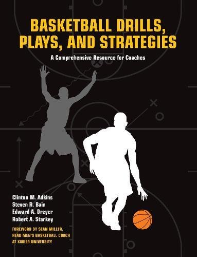 Basketball Drills, Plays and Strategies: A Comprehensive Resource for Coaches