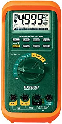 Extech Instruments Multipro Multimeter with Nist