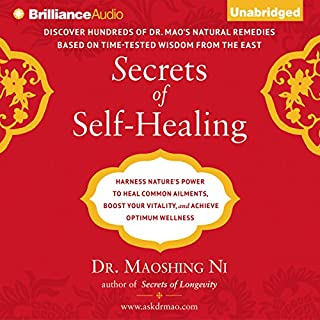 Secrets of Self-Healing cover art