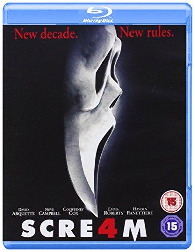 SCRE4M [Blu-ray] [Reino Unido]