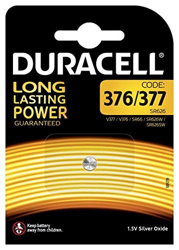 Duracell Uhrenbatterie SR66 1er Pack