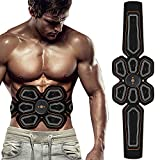 Best Ab Toner Belts - BLUE LOVE ABS Stimulator Muscle Toner Abdominal Toning Review