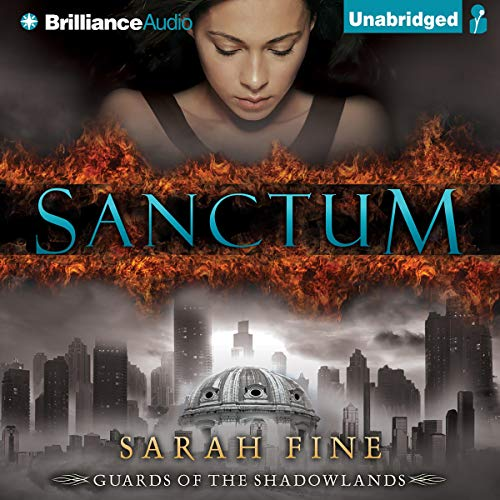 Sanctum Audiobook By Sarah Fine cover art