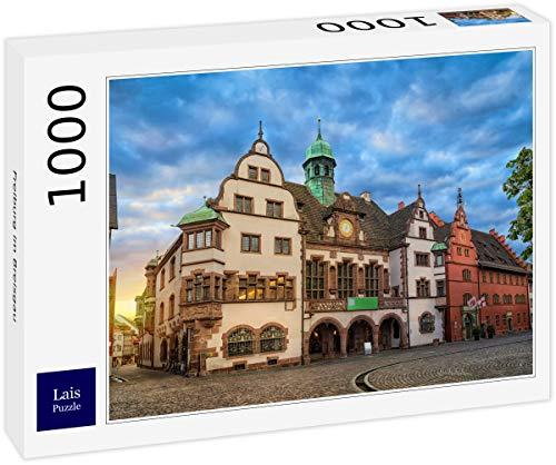 Lais Puzzle Freiburg im Breisgau 1000 Teile