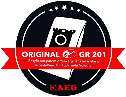 AEG UltraSilencer AUS8230, Aspirapolvere a