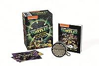 Teenage Mutant Ninja Turtles: Light-and-Sound Talking Keychain and Illustrated Book (RP Minis)