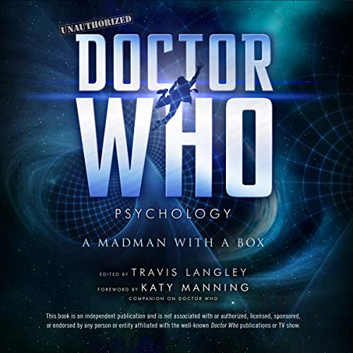 Doctor Who Psychology cover art
