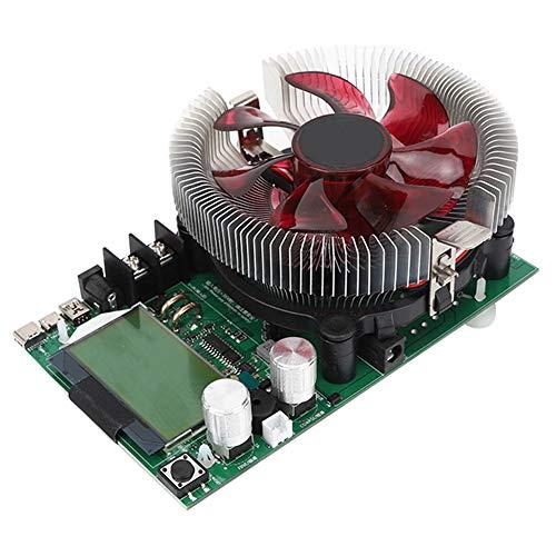 150 W Verstellbare USB Tragkraft Akku Tester LCD Display Konstantstrom Elektronische Last Akku-Kapazität Tester Modul für Power Bank Kapazität Testen mit Kühlkörper Fan