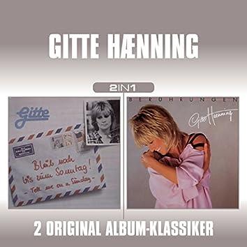 Gitte Haenning - 2 in 1 (Bleib' noch bis zum Sonntag/Berührungen)