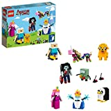 LEGO Ideas Adventure Time, Multicolore, 804815