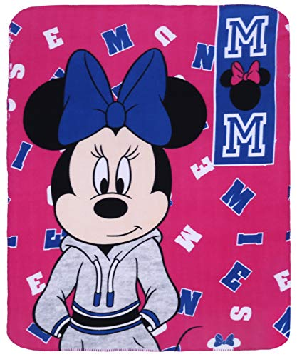 Manta polar de Disney Minnie Mouse