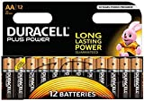 Duracell ESM-018565 AA Battery, 1.5V, Pack of 12