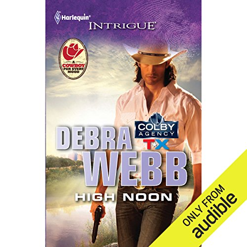 High Noon audiobook cover art