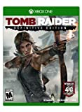 Tomb Raider: Definitive Edition (Art Book Packaging) - Xbox One
