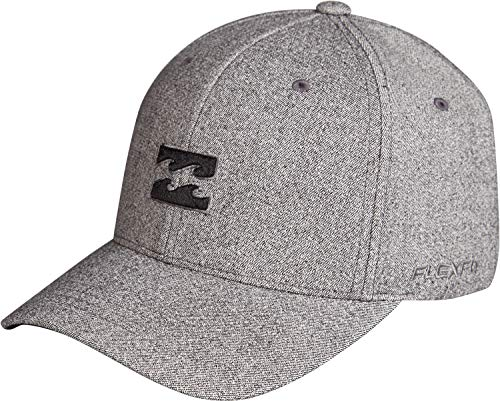 BILLABONG Herren Caps All Day Flexfit, Silver, U, L5CF02