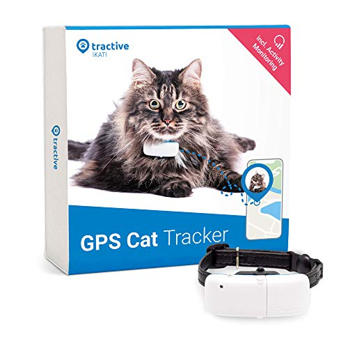 Our #5 Pick is the Tractive Cat GPS Tracker