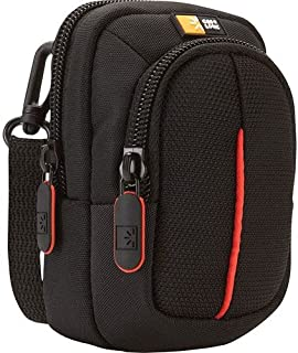 Case Logic DCB-302 Compact Camera Case with Storage (Black)