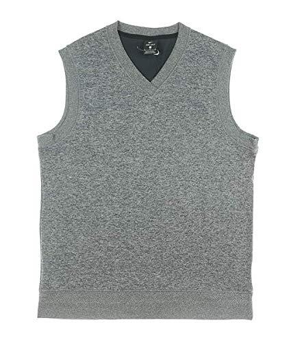 Nike New Mens Sweater Vest Medium M Gray AV5225