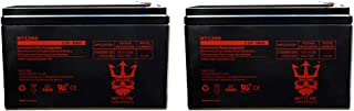 APC Back-UPS XS 1500 BX1500LCD 12V 9Ah Battery SLA Sealed Lead Acid by Neptune - 2 Pack