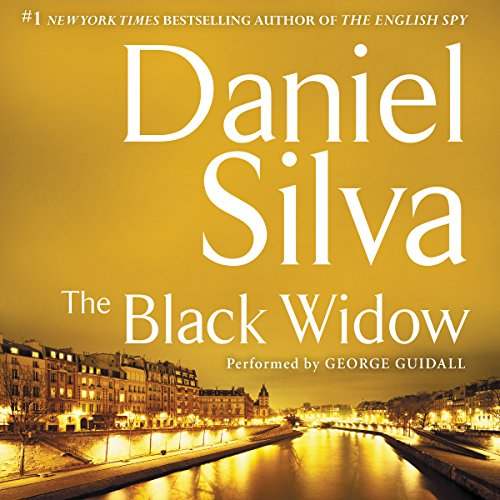 The Black Widow Titelbild