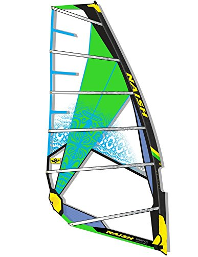 Naish SPRINT Windsurf Segel 2016 - 5,2m² - by Surferworld