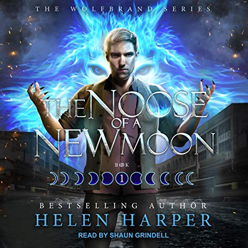 The Noose of a New Moon Audiobook By Helen Harper cover art