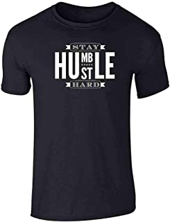 be humble hustle hard