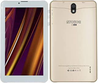 Atouch A9 7-inch 8GB ROM 1GB RAM 1.3GHz quad-Core Processor 4G Dual Sim Android Wi-Fi Tablet Gold Color
